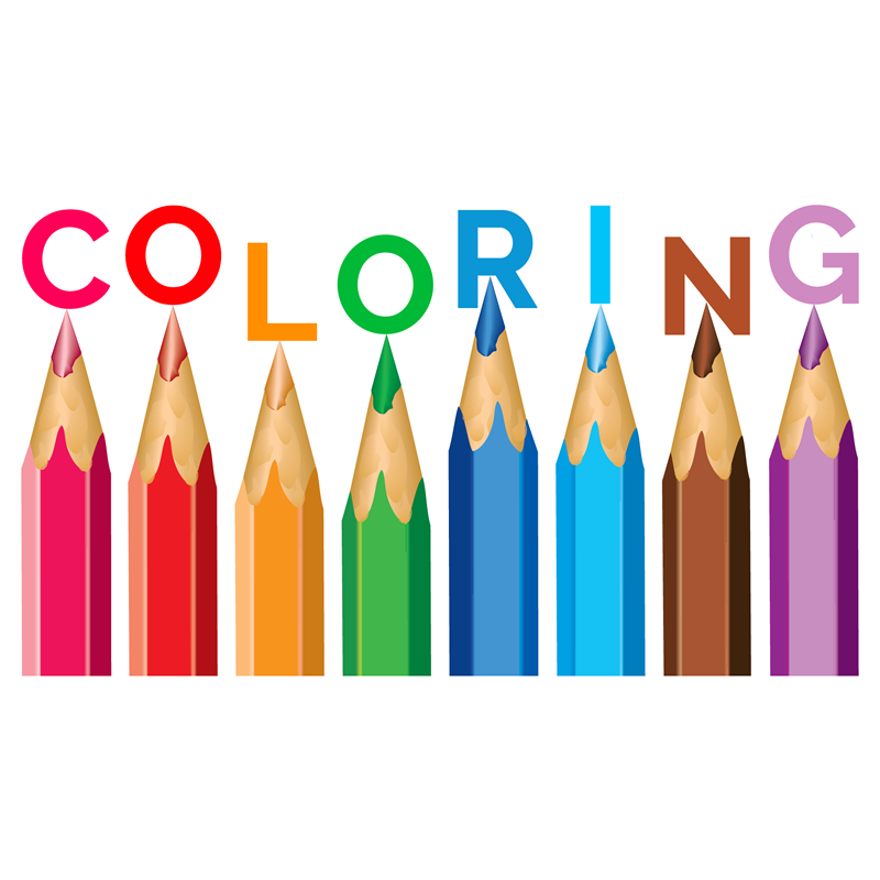 Online Coloring Books And Coloring Pages - ColoringOnline.com